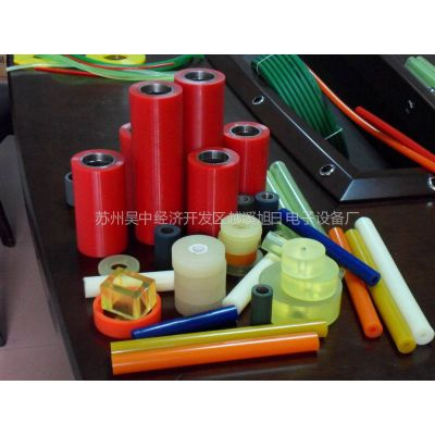 供应包胶滚筒、黑色天然胶、聚氨酯、各种包胶滚筒、欢迎定订购