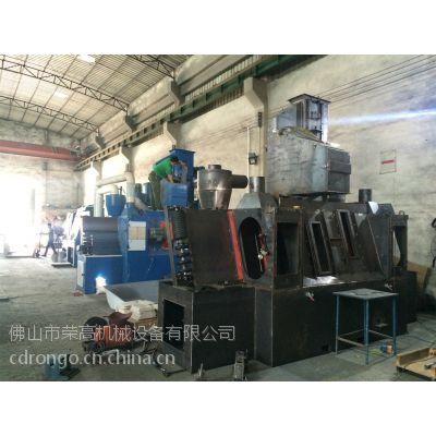 荣高机械提供RG800江苏抛丸机无气喷砂机总功率22KW节能产品
