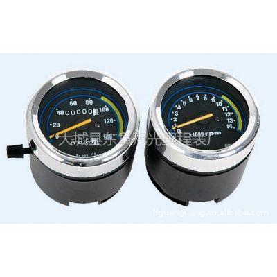 供应老中华摩托车里程表速度表 仪表总成