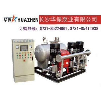 供应无负压叠压变频供水设备,华振供水,振兴中华!