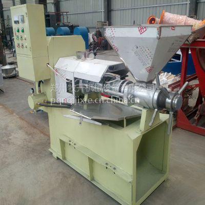 全自动商用榨油机 螺旋式榨油机 榨油机生产厂家 冷热两用榨油机