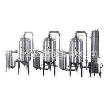 供应三效浓缩器,三效真空浓缩器,三效节能浓缩器,三效外循环浓缩器