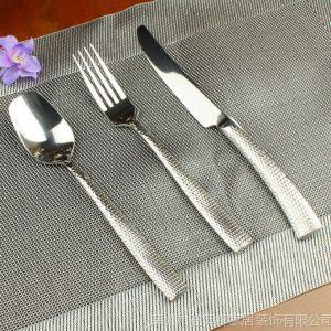 供应雅典娜家居 西餐餐具 刀叉勺摆件 餐桌 饰品 高档 餐厅 不锈钢