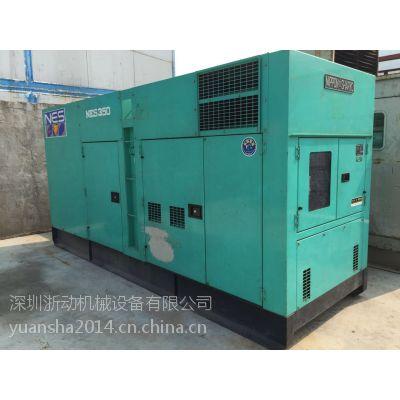 雷州租500KW发电机组,一台康明斯低价出售