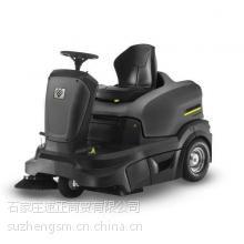 供应德国凯驰KM 90/60 R Bp Adv驾驶式扫地车 物业园区扫地机供应