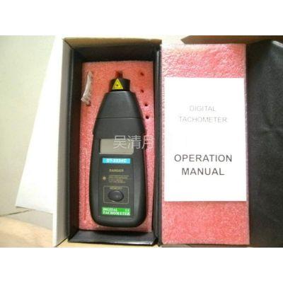 供应台湾路昌DT-2234C激光转速表测距80cm抗干扰性强通过CI认证