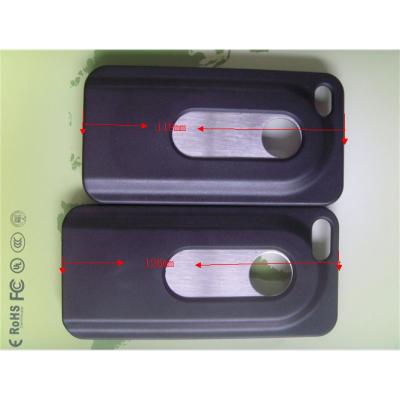 供应新款开瓶器手机壳 多功能苹果保护套 iPhone5手机壳 后开式手机壳开瓶器