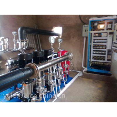 30层商品房无负压供水设备