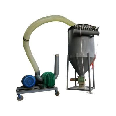 粉煤灰气力输送机系统 长距离大扬程气力吸粮机 楼层输送机