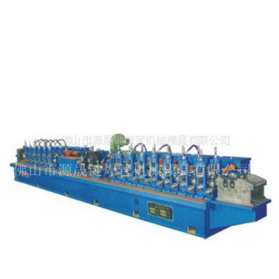 供应Ф114高频直缝焊管机组,南海不锈钢焊管设备