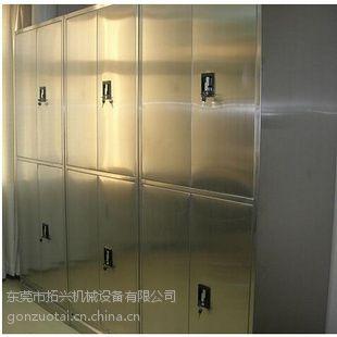 304不锈钢员工衣柜厂家