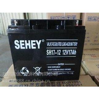 德国西力SEHEY蓄电池一级代理商