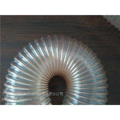 百盛防静电螺旋加强管家具专用吸尘管通风排气管耐磨耐候质量好!