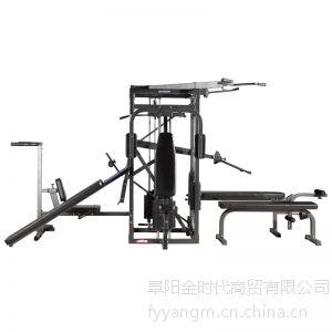 供应舒华健身房设备SH-4000N 十人站综合多功能健身训练器