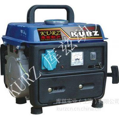 供应家庭应急备用电源,650W微型二冲程汽油发电机厂家报价KZ1000