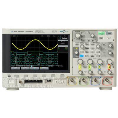 泰州安捷伦示波器DSOX2024 安捷伦一级代理商