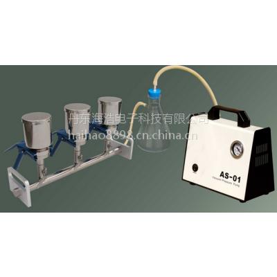 不锈钢薄膜过滤器(三联带泵)MT01-3