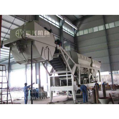 井陉三合土拌和机恒兴机械价格实惠恒兴水稳站设备厂家
