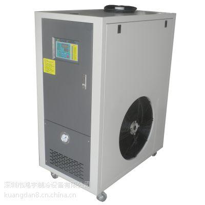 鸿宇公司5-15kw激光冷水机适用于激光焊接冷却