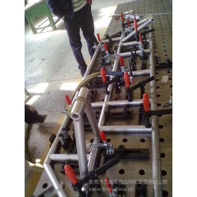供应钣金框架焊接组合夹具|机器人焊接工装夹具