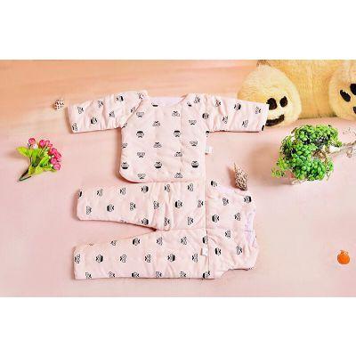 供应婴幼儿纯手工纯棉花宝宝棉衣棉裤