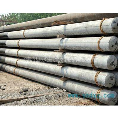 供应15米水泥杆立柱 监控电杆