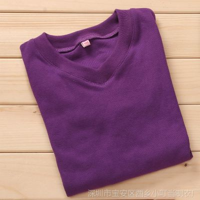 童装上衣长袖春秋款  2015新款儿童休闲长袖T恤衫 男童V领打底衫