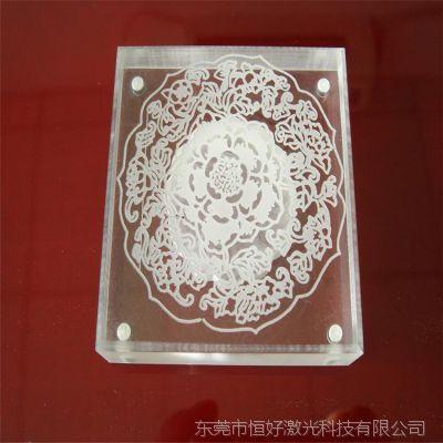 批发高配激光雕刻机切割机80w 1390型 双色板工艺品亚克力刻字