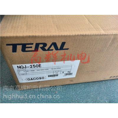 批发供应日本TERAL泰拉尔NQJ-250E砂泵 浸渍流量型