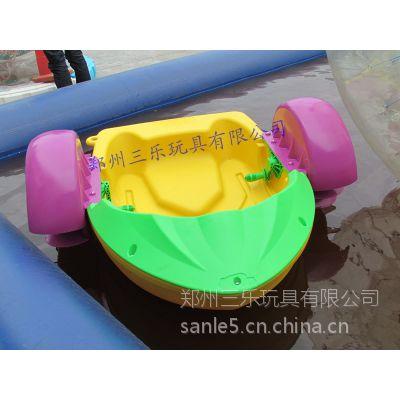 江西省上饶市水上手摇船/儿童水上玩具现货