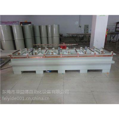 滚镀生产线电镀设备_滚镀生产线_菲益德电镀设备