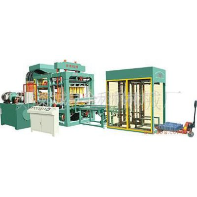 供应供用QTJ8-15型制砖机 空心砖机 免烧制砖机 砌块成型机