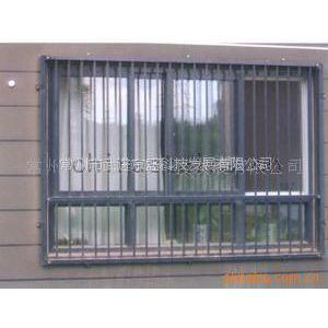 供应组合热镀锌管防护窗、金属窗