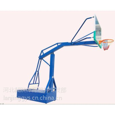 ***篮球架生产厂家专业打造合格标准篮球架