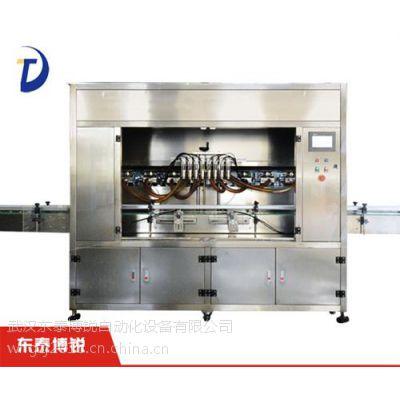 武汉豆瓣酱灌装机,博锐辣椒酱灌装设备,牛肉酱灌装机