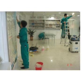 供应成都专业大小场所开荒保洁服务,玻璃清洗铭丰清洁公司