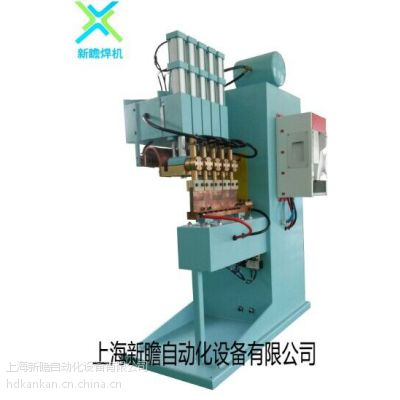 新瞻MDZS-40中频五头龙门排焊专机