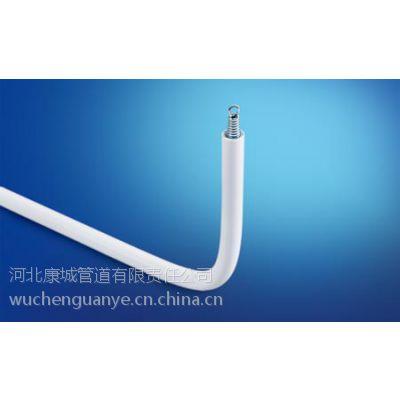 供应PVC穿线管-河北省PVC穿线管厂商