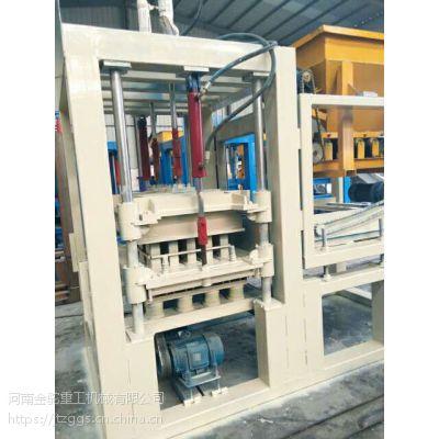 厂家供应(金驼牌)全自动6-15大型液压砖机