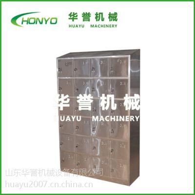 员工衣柜车间更衣柜不锈钢储物柜