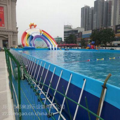 郑奥游乐厂家专业提供大型游泳水池