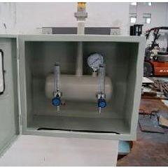 供应专业生产 氧气点阀箱 氧气气包