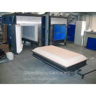 深圳恒悦RT3台车式电阻炉,台车热处理电阻炉