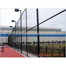 供应球场 网球场围网(工程