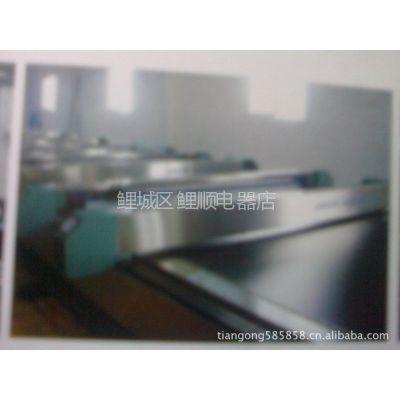 供应自动服装裁片胶浆平网印花机  服装印花机