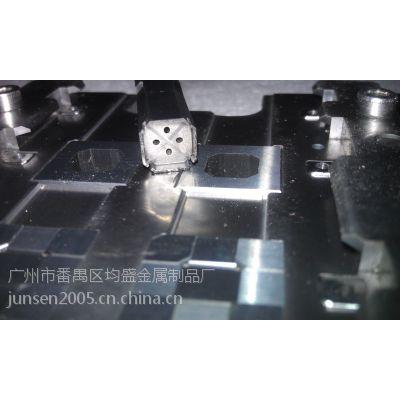 供应广州精度0.003精密非标零件机械加工生产厂家