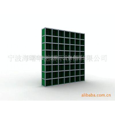 供应经典格子架,铝合金展示架,可拆卸重复使用展示架。