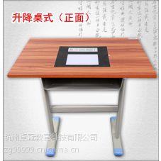 全国供应投影书法临摹桌书法教室建设