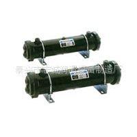 供应厂家长期专业定制SL螺旋式冷却器/列管式油冷却器/管式冷却器。