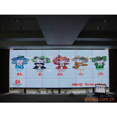 供应专业生产液晶拼接电视墙,超窄边,整机箱,价格低